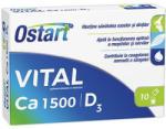 Fiterman Pharma Ostart Vital Ca 1500 + D3 - 10 dz