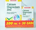 Walmark Calcium - Magnezium - Zinc 100 cps + 30 Gratis