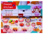 RBT Set jucarii ustensile bucatarie Dream Kitchen (301-6P) Bucatarie copii