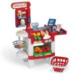 Chicos Stand de supermarket pentru copii, cu casă de marcat și multe accesorii Chicos Bucatarie copii