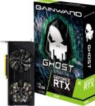 Gainward GeForce RTX 3060 Ghost 12GB GDDR6 (471056224-2430/NE63060019K9-190AU) Видео карти