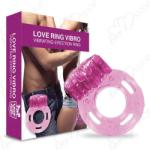 Love in the Pocket - Love Ring Vibrating pink
