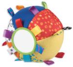 Playgro Звъняща мека топка с етикети Playgro My First (PG.0110)