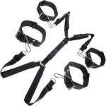Pipedream COMMAND by Sir Richard's Under-Mattress Bondage Straps