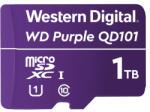 Western Digital microSDXC WD Purple SC QD101 1TB C10 WDD100T1P0C