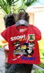 SuperBaby Tricou baietei - Stop! (MB11C140-3)