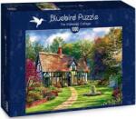 Bluebird Puzzle Пъзел Bluebird от 1000 части - Приказна къщурка (70312)