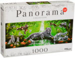 Step Puzzle Панорамен пъзел Step Puzzle от 1000 части - На водопада (79405)