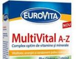 Europharm Eurovita MultiVital A-Z x 15 efervescente