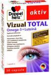 Doppel Hertz, Germania Doppelherz Aktiv Vizual Total Omega-3 + Luteină