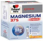 Doppelherz system Magneziu Lichid, 375 mg x 10 fiole