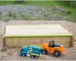 Wendi Toys Cutie de nisip Deluxe (P1), Wendi Toys (WE-105) Casuta pentru copii