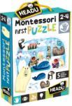 Headu Образователен пъзел Headu Montessori - Полюси (HMU24711)