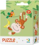 dodo Детски пъзел Dodo от 16 части - Маймуна (300164)