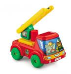 Mario Inex Детска играчка - Пожарна кола (900253) - baby