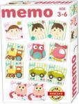 Dohány Pexeso Băieţi şi fetiţe joc de memorie Dohány 32 de bucăţi de la 3 ani (DH63707)