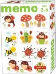 Dohány Pexeso cu insecte joc de memorie Dohány 32 de bucăţi de la 3 ani (DH63708)