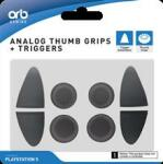 ORB Playstation 5 Analog Thumb Grips + Triggers
