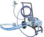 Larius Pompa de vopsit / zugravit AIRLESS Industriala cu Carucior - Complet Echipata - 8L/min - Larius Giotto (Larius-K12480)