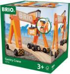 BRIO Комплект Brio - Кран с рамка, 4 части (33732) - baby