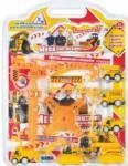 RS Toys Игрален комплект RS Toys - Строителни машини, 6 броя (10857) - baby