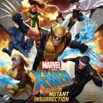 Fantasy Flight Games Настолна игра X-men: Mutant Insurrection - семейна