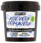 Beauty Jar Scrub de sare pentru corp - Beauty Jar Aloe Vera Primavera Spring Body Scrub 155 ml