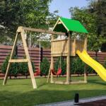 Fungoo Complex de joaca Funny 2 (FU02800) Casuta pentru copii