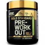 Optimum Nutrition PRE-ANTRENAMENT STANDARD GOLD / 30 serv. - Un măr verde (sila_2476_Зелена ябълка)