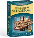 CubicFun Puzzle 3D Nava Mississippi Steamboat Usa 142 Piese Cubicfun ACUT4026h Puzzle