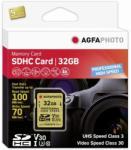 AgfaPhoto SDHC 32GB C10 10605