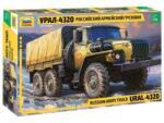 Zvezda Kit model militar 3654 - CAMIONUL ARMY RUSS URAL4320 (1: 35) (32-3654)