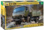 Zvezda Kit model militar 3692 - Camion militar rusesc cu 2 axe K-4326 (1: 35) (32-3692)