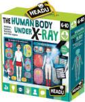 Headu Образователен пъзел Headu Montessori - Човешкото тяло (HEN22762) - baby