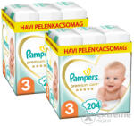 Pampers Пакет памперси Pampers Premium Care, размер 3 (2X 8001090379498)