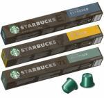 Starbucks by Nespresso Espresso Roast 10db + Starbucks by Nespresso Blonde Espresso Roast 10db + Sta