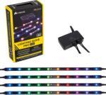 Corsair Kit iluminare LED RGB Corsair Lighting Node PRO, include controller si 4 benzi LED RGB (10665)