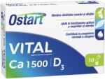 Fiterman Pharma Ostart® Vital Ca 1500 + D3, plicuri