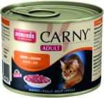 Animonda Carny Adult Beef & Chicken 200g