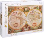 Clementoni Пъзел Clementoni от 1000 части - Антична карта на света (31229)