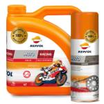 Repsol MOTO Racing 4T 10W-50 4L + PTFE 400ml