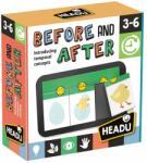 Headu Образователна игра Headu Montessori - Преди и след (HMU27033) - baby