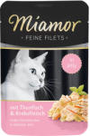 Miamor Feine Filets - Tuna & Shrimp 100g