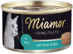 Miamor Feine Filets - Tuna & Rice Tin 100g