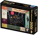 D-Toys Пъзел D-Toys от 1000 части - Цветове и фигури (72849 KA 08)