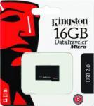 Kingston DataTraveler Micro 16GB DTMC/16GB Флаш памет