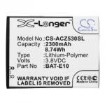 Acer Liquid Z530, Acumulator, 2300 mAh, Li-Polymer,