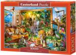 Castorland Пъзел Castorland от 1000 части - Посещение в стаята (C-104321-2)