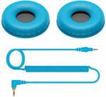 Pioneer HC-CP08 Tampoane pentru urechi pentru căști Pioneer Dj HDJ-CUE1-HDJ-CUE1BT Albastră (HC-CP08-L)