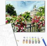 Pictus Velum Pictura pe numere - Amsterdam Carte de colorat